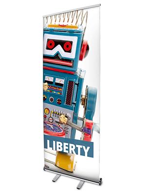 Banner pubblicitario economico