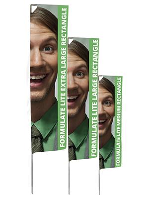 Bandiere promozionali stampa digitale