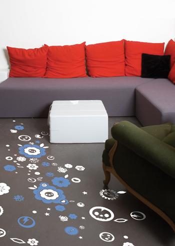 Calpestabili adesivi da pavimento removibili