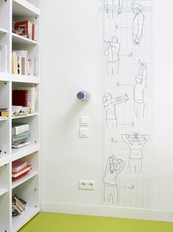 prespaziati e stikers adesivi murali per ambienti e stanze